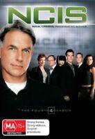 NCIS Fourth Season 4 Four DVD Region 4