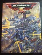 Warhammer GW 40k 25th Anniversary Space Marine Captain Crimson Fist Limited New