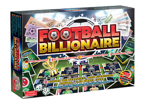Football Billionaire Board Game - NEW for 2020/21 - 3rd Edition