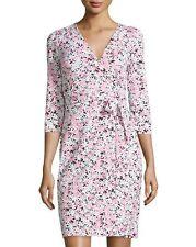 NWT Diane von Furstenberg Garden Daisy New Julian Two Wrap Dress 8 $398