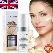 Magic Flawless Colour Color Changing Foundation TLM Makeup Change Skin Tone-UK