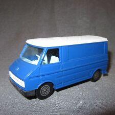 562D Solido 368 Citroën C35 e.m.s. Azul 1:50