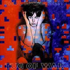 Paul McCartney - Tug of war rare greek pressing lp