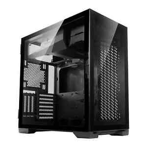 Antec P120 Crystal Mid Tower Gaming Case USB 3.0 Chassis Glass Window ATX PC