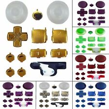 PS3 Replacement Action Buttons Triggers Thumbs Mod Kit for Playstation 3 Shell