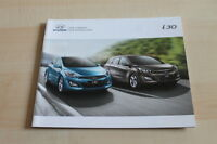 129052) Hyundai i30 + Kombi Prospekt 11/2012