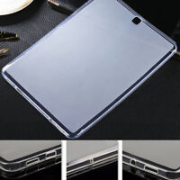 "Ultra Thin Soft TPU Gel Silicone Case Cover For Samsung Galaxy Tab A S2 8"" 9.7"""