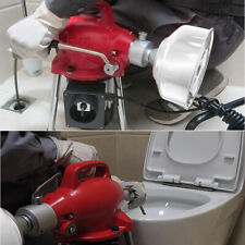 New 110v Sectional Pipe Drain Cleaner Cleaning Machine Electric Snake Sewer