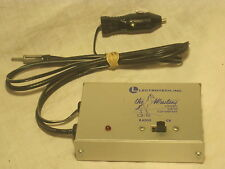 Lectrotech Mustang citizen band converter Cb-10 Radioi Cb metal switch box