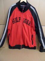 Vintage TOMMY HILFIGER Varsity Full-Zip Jacket/Sweater XXL Seatle Grunge