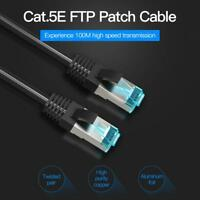 Vention Ethernet Cable Cat5e Lan Cable FTP Network Patch Jumper Wire for PS2 PC