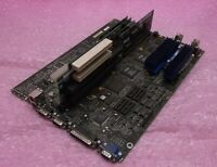 Dell Socket 5 VGA System Motherboard with RAM, CPU, Heatsink and Riser Card