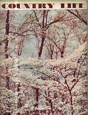 1939 Country Life April - Bird cages; Monkton MD; Carmel Valley CA;Poland Castle