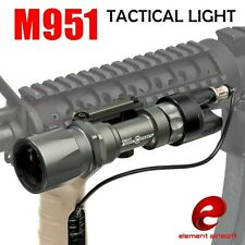 Element SF M951 Tactical Light LED Version Super Bright Flashlight With Remote