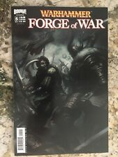 Warhammer Forge of War 5A VF/NM! First Stanley Artgerm Lau Cover! Boom Studios!