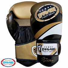 Boxing Gloves Sparring Training Kick Boxing Rex Leather Mitts Gloves