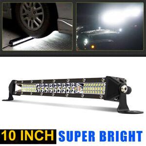 LED Work Light Bar Flood Spot Lights Driving Lamp Offroad Car Truck SUV 12V 24V.