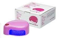 The Little Pink LED lamp for gel nails 2w