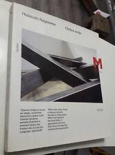 Hidetoshi Nagasawa OMBRA VERDE Quodlibet 2013 Catalogo Arte Contemporanea Roma