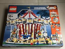 LEGO #10196 - Grand Carousel - New In Box - SEALED