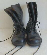 New ListingVietnam Us Army or Marine Black Paratrooper Jump Boots size 8 1/2 R