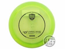 NEW Discmania C-Line FD3 167g Lime Gray Stamp Fairway Driver Golf Disc