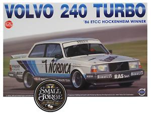 Nunu 24013, Volvo 240 Turbo, 1986 ETCC, Scale 1:24 NEW