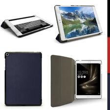 Carcasas, cubiertas y fundas azul ZenPad de piel sintética para tablets e eBooks