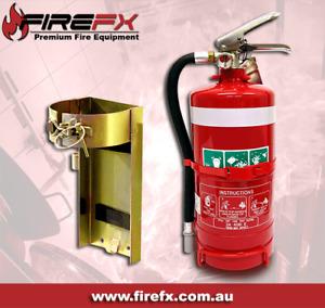 2.5KG ABE Fire Extinguisher & Heavy Duty Bracket