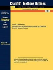 Outlines & Highlights for Introduction to Electrodynamics by Griffiths (Paperbac