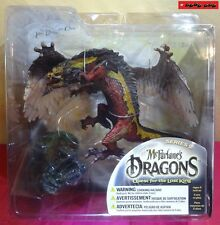 MC Farlane's Dragons-Fire Dragon Clan 2-Quest for the Lost King NUOVO + OVP
