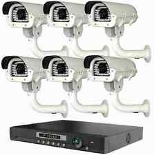 1700FT LONG DISTANCE WIRELESS CCTV Night Vision Of 240FT  FULL SYSTEM DVR