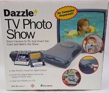 Dazzle TV Photo Show Universal Camera To TV Viewing Device DM-21300 with Remote