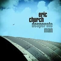Eric Church - Desperate Man [CD]