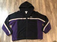 Fed Ex VF Imagewear Full Zipup Sweater Jacket Sz XL Extra Large Reg