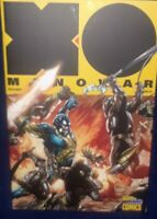 X-O Manowar #1 Segovia Fight or Flight Comics Connecting Variant Valiant 2017