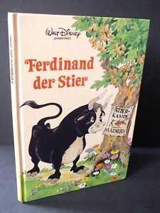 Ferdinand der Stier  SEHR RAR / SEHR GUTER bis GUTER ZUSTAND /  1990  Horizont