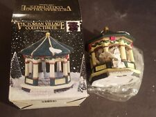 "New In Box Victorian Village Collectibles 1999 Edition ""Old Towne Gazebo"""