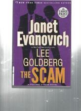 JANET EVANOVICH - THE SCAM - LARGE PRINT - LP111