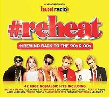 #REHEAT 2CD Various Artists (Released October 28th 2016)