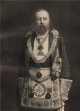 FREEMASONRY. Alan de Tatton Egerton, Provincial Grand Master of Cheshire 1882