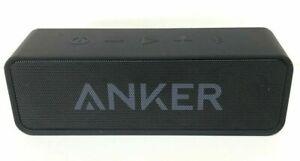 Anker SoundCore Waterproof Bluetooth Speaker - Black