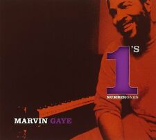 Marvin Gaye Number 1's CD NEW SEALED I Heard It Through The Grapevine+