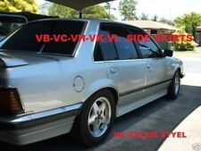 VK COMMODORE CALAIS STYLE SIDE SKIRTS WILL FIT VB  -VC - VH SEDANS ALSO