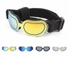 Uv Protection Dog Sunglasses, Wind and Snow Dog Glasses, Flexible colorful