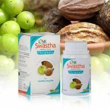 Link Natural SWASTHA THRIPALA 120 tablets,100% Natural Detoxification Free Shipp