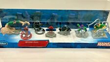 Disney Marvel Spider-Man 7 Figurine Playset  NEW IN BOX 2011