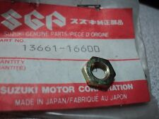 1969-99 SUZUKI LT RM T GT TS TM TC SP GS PE CABLE ADJUST NUT NOS OEM 13661-16600