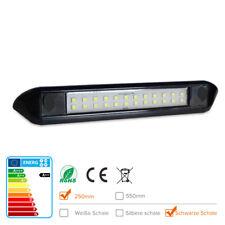 250MM Wasserdicht 12V LED Lichtleiste Wohnwagen Markisenleuchte Außenlampe 350lm