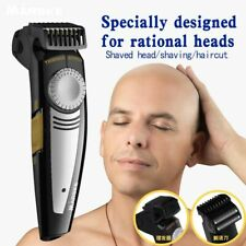 Hair Trimmer Professional Rechargeable Electric Hair Shaver Ceramic Titanium NEW